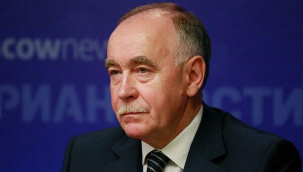 Директора ФСКН России Виктор Иванов. Архивное фото