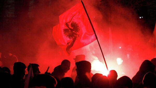 Марш независимости в Варшаве. Архивное фото
