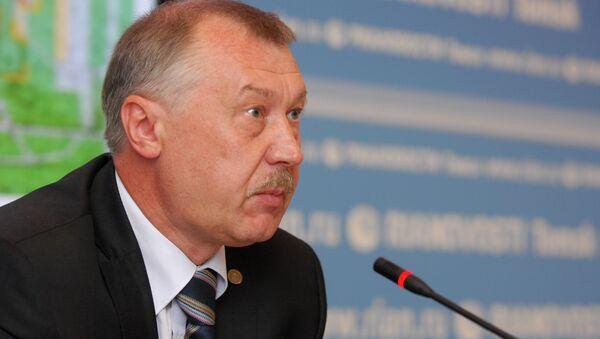 Владимир Коренев, архивное фото