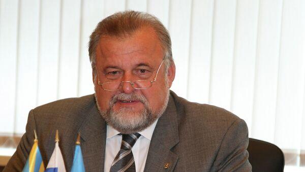 Генеральный директор ВИАМ академик Евгений Каблов. Архивное фото