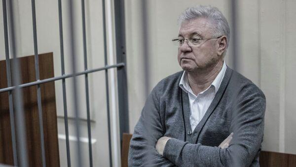 Избрание меры пресечения мэру Астрахани М.Столярову в Басманном суде. Архивное фото