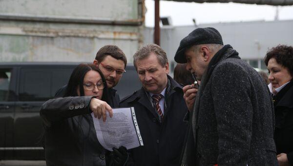 Замминистра культуры РФ в Самаре, фото с места события