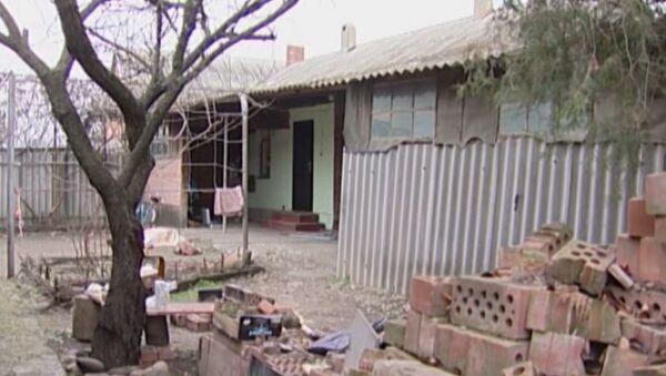 На месте убийства на Кубани. Архивное фото