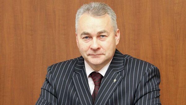 Начальник ГУ МВД РФ по Ростовской области Андрей Ларионов, архивное фото