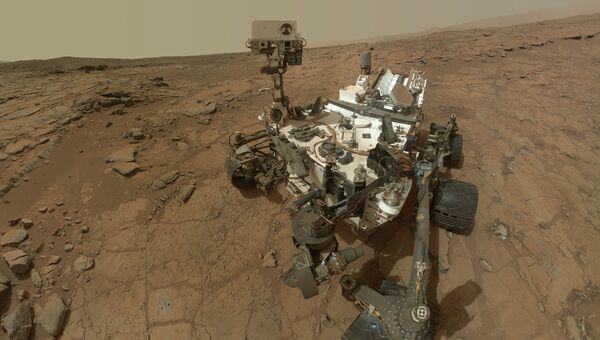 Curiosity. Архивное фото