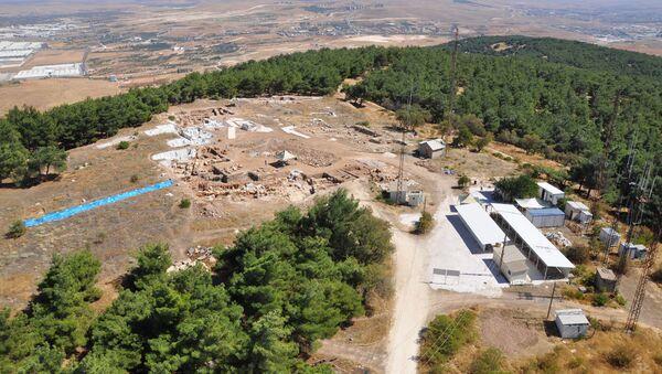 Раскопки на юге Турции. Архивное фото