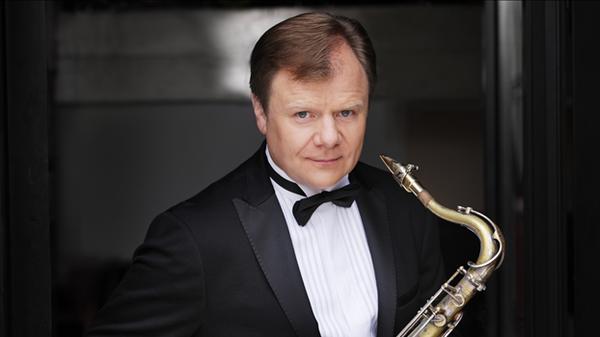 Джазовый музыкант Игорь Бутман
