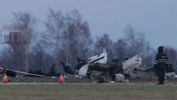 Авиакатастрофа в Казани. Архивное фото