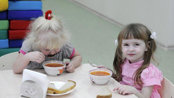 Новый детский сад. Архивное фото