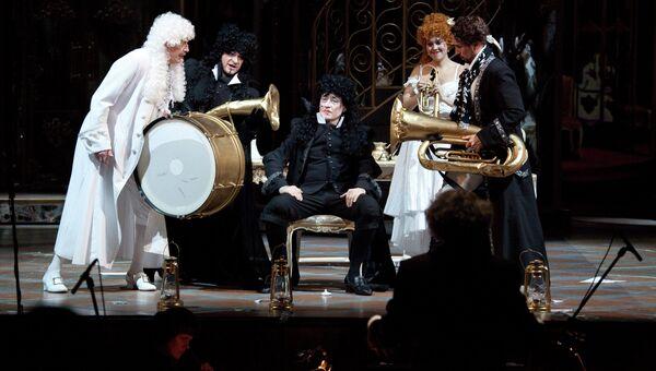 Севильский цирюльник на сцене самарского театра оперы и балета