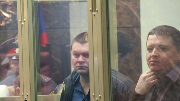 Слушание по делу банды Цапковские в Краснодаре. Архивное фото