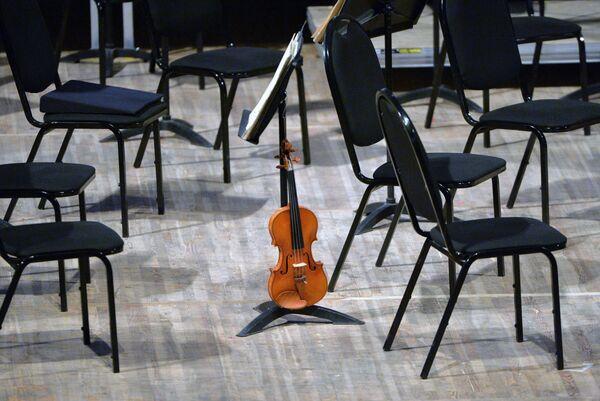 Концерт Венского филармонического оркестра