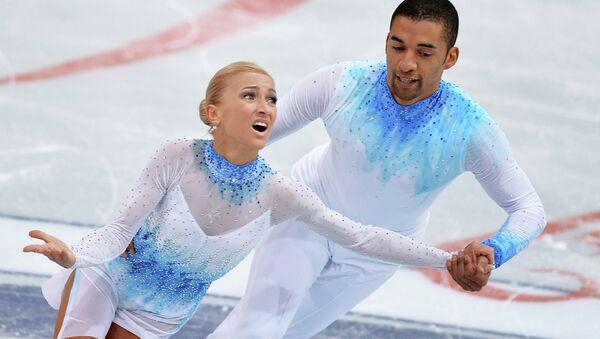 Алена Савченко и Робин Шолковы. Архивное фото
