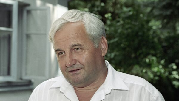 Николай Кондратенко. Архивное фото