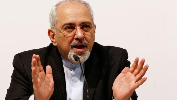 Глава МИД Ирана Мохаммад Джавад Зариф