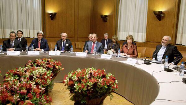 Переговоры по ядерной проблеме Ирана в Женеве. Фото с места события