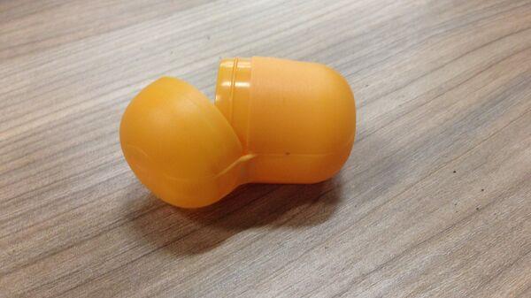 Яйцо Киндер-сюрприза. Архивное фото.