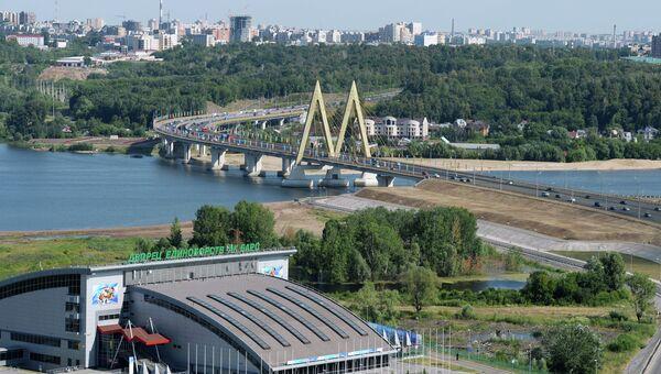 Столица Татарстана Казань. Архивное фото