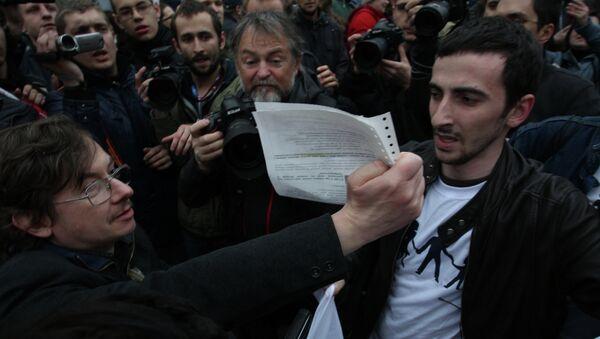 Дмитрий Цорионов, он же Энтео. Архивное фото