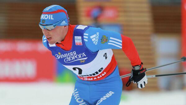 Александр Легков. Архивное фото