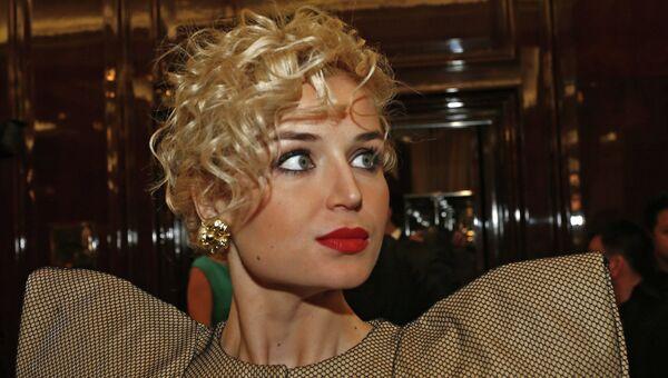 Певица Полина Гагарина. Архивное фото