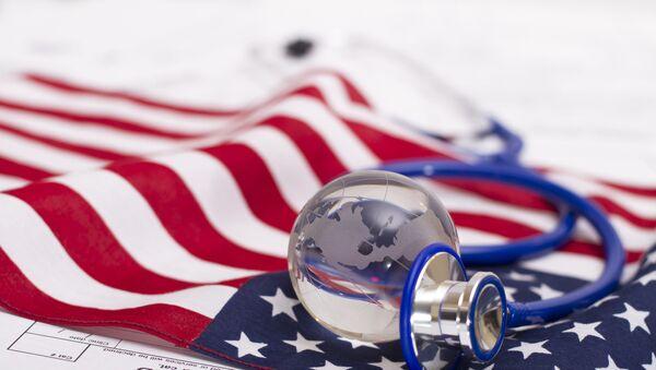 Медицинское страхование в США. Архивное фото