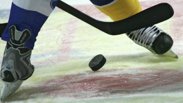 Хоккей. Архивное фото