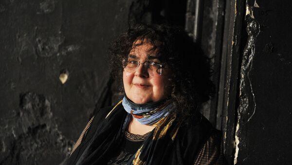 Елена Гремина, драматург, сценарист, руководитель Театр.Dос. Архивное фото