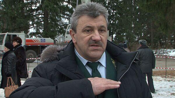 Лесничий рассказал, как выбирали главную новогоднюю ель России