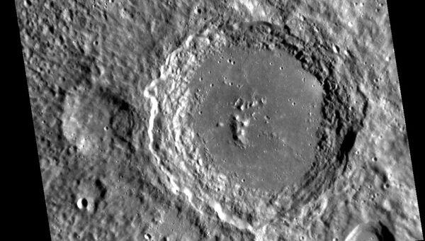 Кратер Леннон на Меркурии
