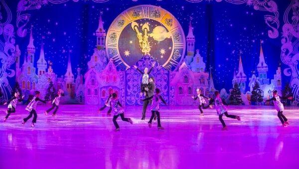 Ледовое шоу Чудеса в Новогоднюю ночь
