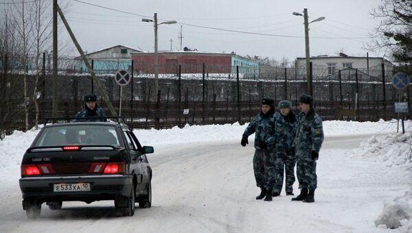 Ситуация у ИТК №7, где отбывал наказание М.Ходорковский