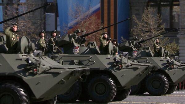 Ратник, БТР-82А и Терминатор-2 – новинки российского вооружения 2013 года