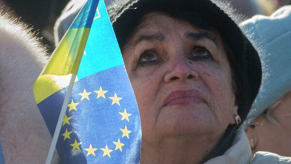 Народное вече на площади Независимости в Киеве. Фото с места события