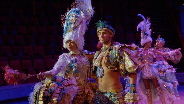 Новогодняя программа Золушка в Цирке на Фонтанке