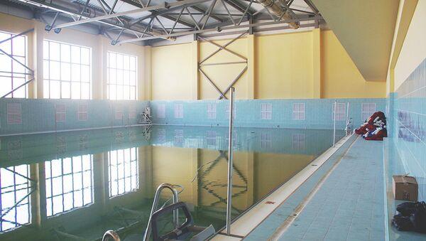 Физкультурный комплекс с бассейном для студентов будет открыт в Приамурье