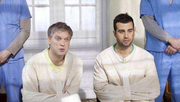 Кадр из Фильма Ёлки-3