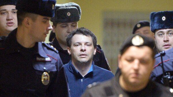 Оглашение приговора Алексею Кабанову