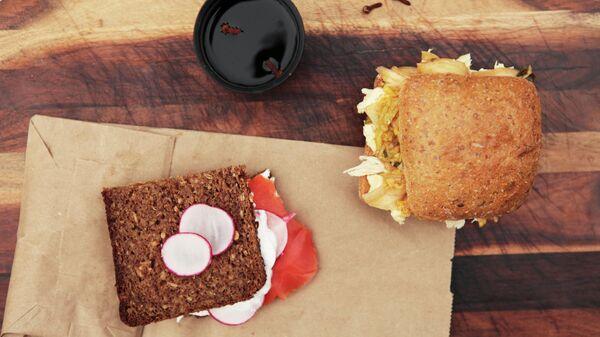 Сэндвичи и глинтвейн