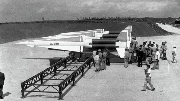 Полигон на острове Окинава. Архивное фото