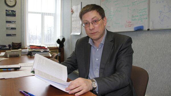Александр Наумов, проректор по научной работе КГУ им. Некрасова