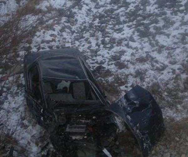 Погибшие в ДТП супруги обнаружены в Приморье спустя сутки после аварии