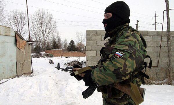 На месте  спецоперации в Назрани обнаружено  800 кг взрывчатки