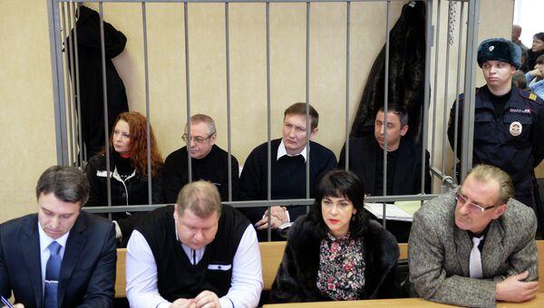 Заседание суда по делу о крушении теплохода Булгария. Фото с места события