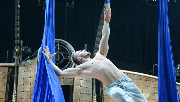 Cirque du Soleil, шоу Dralion