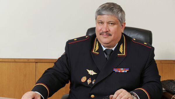 Генерал Виктор Пауков. Архивное фото