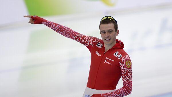 Денис Юсков. Архивное фото