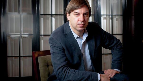 Президент хорватского хоккейного клуба Медвешчак (Загреб) Дамир Гоянович. Архивное фото