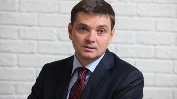 Помощник губернатора Приморского края Евгений Корж
