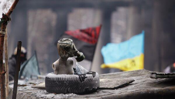 Ситуация на Украине 28 января 2014 года